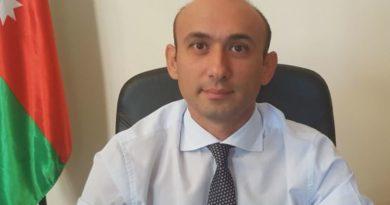 Ambasciatore Mammad Ahmadzada