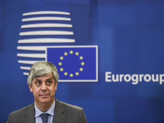 Mario Centeno, foto European Union