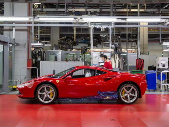 Ferrari F8 Tributo, Copyright Ferrari S.p.A