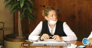 Maria Laura Orrù, foto Sardegnagol
