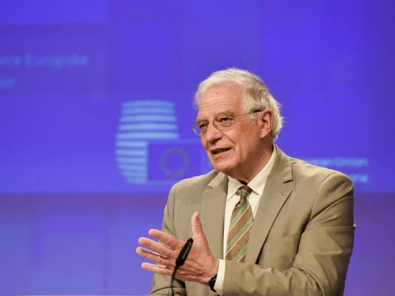Josep Borrell, Copyright European Union