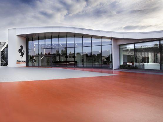 Museo Ferrari Maranello, foto Ferrari Spa