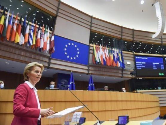 Ursula von der Leyen, foto © Copyright Commissione europea 2020