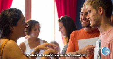 Giovani in Europa, foto Sardegnagol, riproduzione riservata 2019