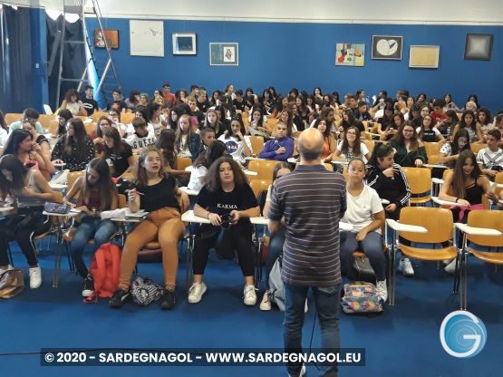 Scuola, foto Sardegnagol riproduzione riservata