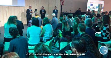 Convegno lavoro, foto Sardegnagol