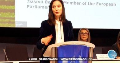 Mariya Gabriel, foto Sardegnagol riproduzione riservata