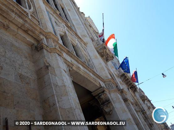 Comune di Cagliari, foto Sardegnagol