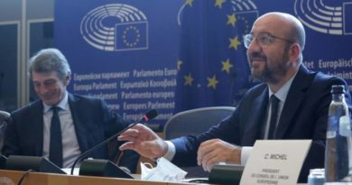 David Sassoli, Charles Michel, foto Copyright: European Union