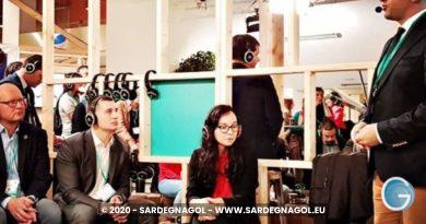 Incontro sull'innovazione, Bruxelles settimana europea delle Regioni, Gabriele Frongia