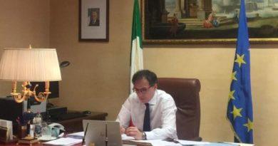 Francesco Boccia, foto Facebook/FrancescoBoccia