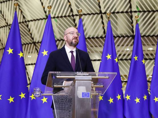 Charles Michel, foto Copyright European union