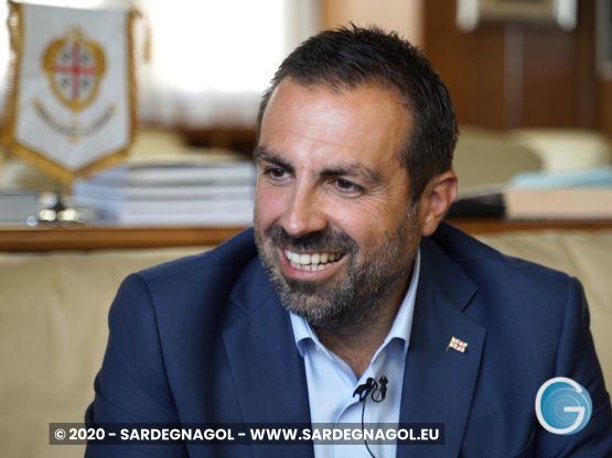 Michele Pais, foto Sardegnagol riproduzione riservata, 2019 Roberto Dessi