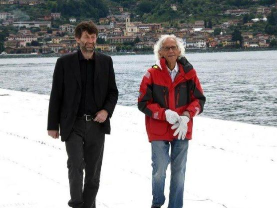 Dario Franceschini, Christo