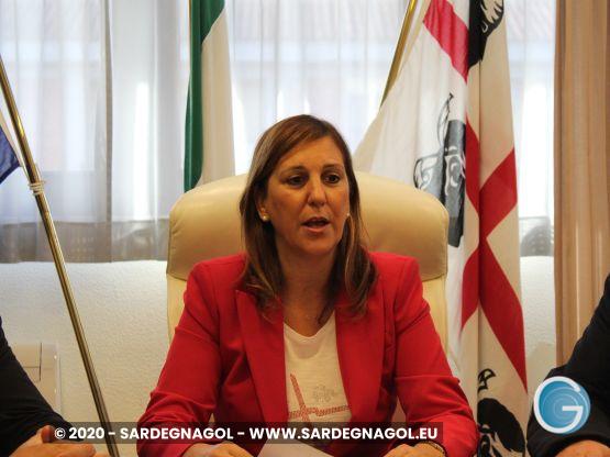 Alessandra Zedda, foto Sardegnagol