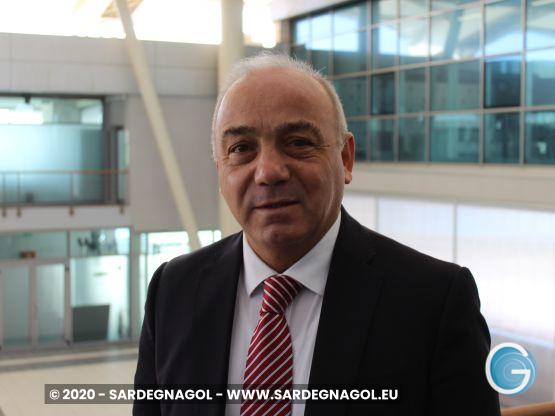 Gianni Chessa, foto Sardegnagol riproduzione riservata 2019
