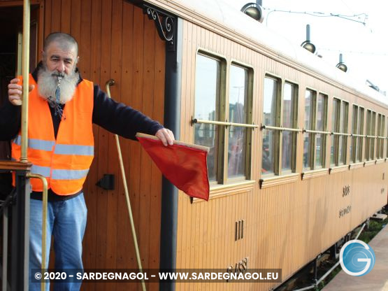 Trenino verde , foto Sardegnagol riproduzione riservata