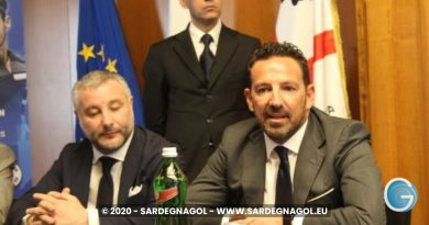 Giuseppe Fasolino, foto Sardegnagol, riproduzione riservata