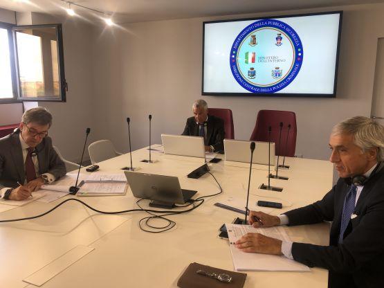 Meeting Europol