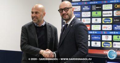Walter Zenga, Tommaso Giulini, foto Sardegnagol Riproduzione riservata