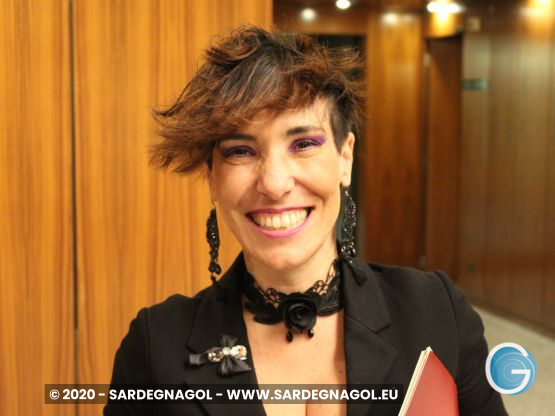 Desirè Manca, foto Sardegnagol riproduzione riservata, 2019 Gabriele Frongia