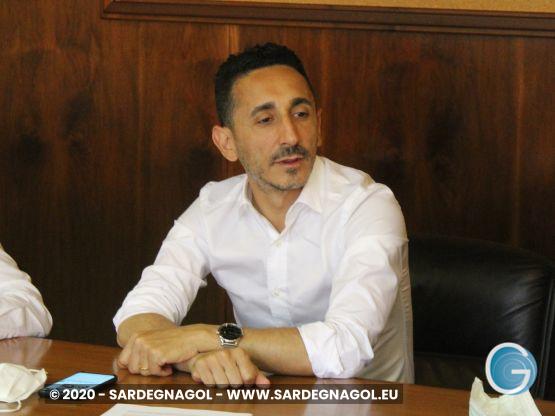 Antonio Piu, foto Sardegnagol riproduzione riservata