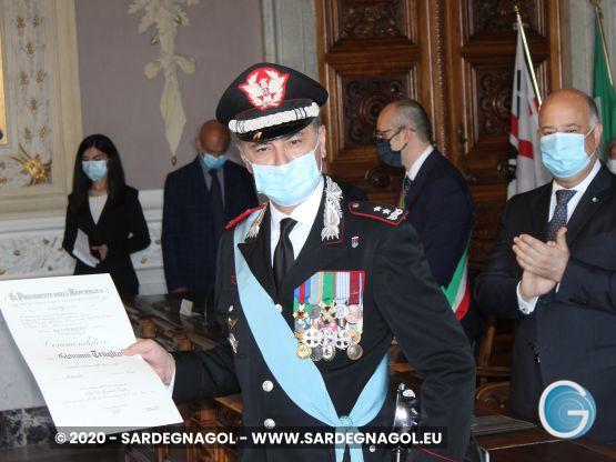 Gen. di Divisione, Giovanni Truglio, foto Sardegnagol