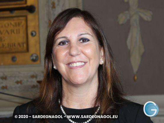 Alessandra Zedda, foto Sardegnagol riproduzione riservata