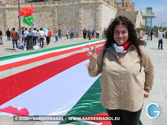 Antonella Zedda, foto Sardegnagol riproduzione riservata