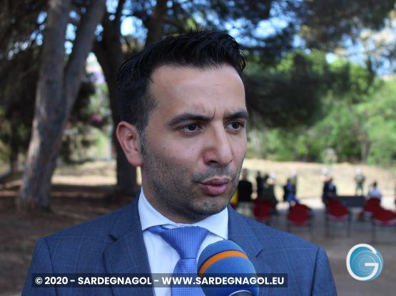 Gianni Lampis, foto Sardegnagol riproduzione riservata