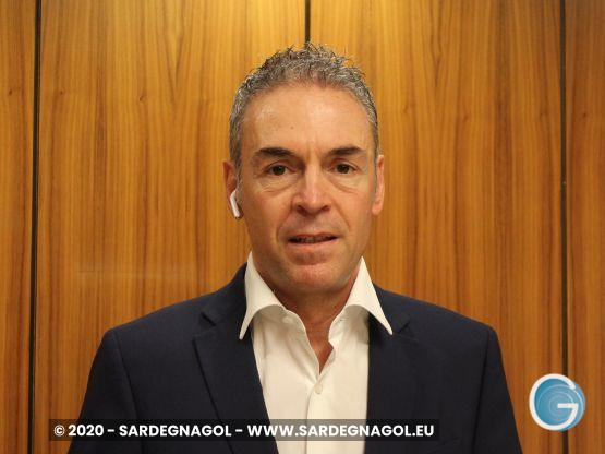 Cesare Moriconi, foto Sardegnagol riproduzione riservata