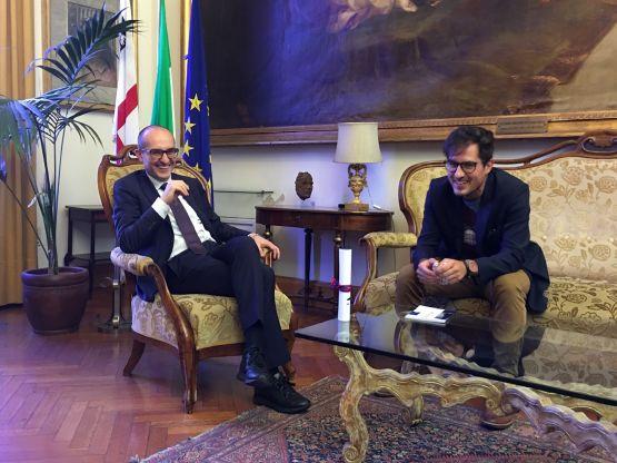 Paolo Truzzu, Francesco Accardo