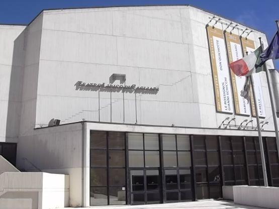 Teatro Lirico di Cagliari, foto Monkey2000
