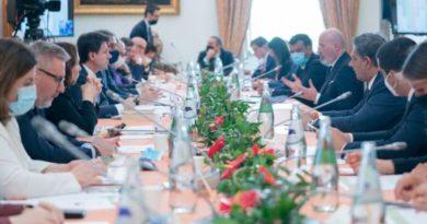 Conferenza Stato Regioni, foto Regioni.it
