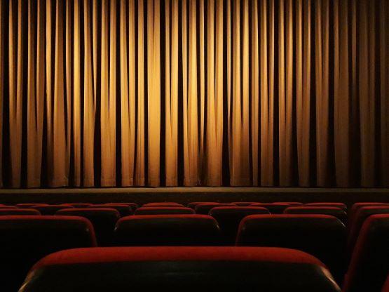 Cinema, foto Andreas Glöckner da Pixabay