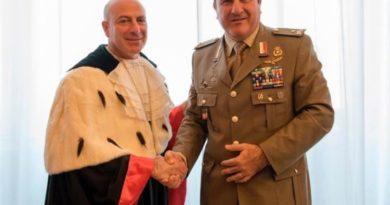 Massimo Carpinelli, Rettore Uniss