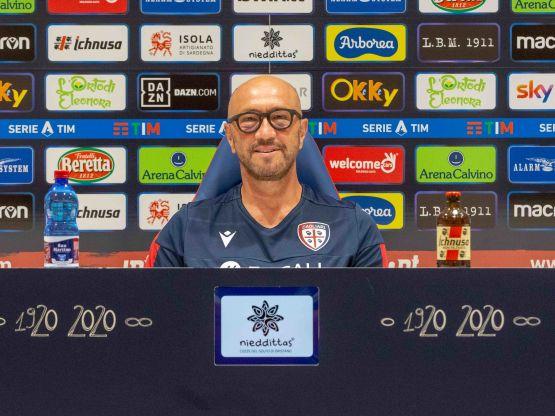 Walter Zenga, foto Ufficio Stampa Cagliari Calcio