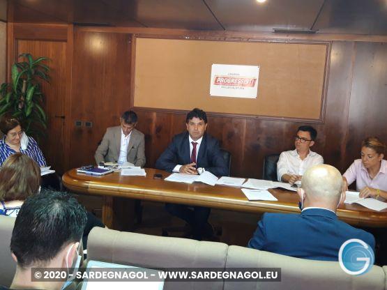 Gruppo Progressisti, foto Sardegnagol riproduzione riservata