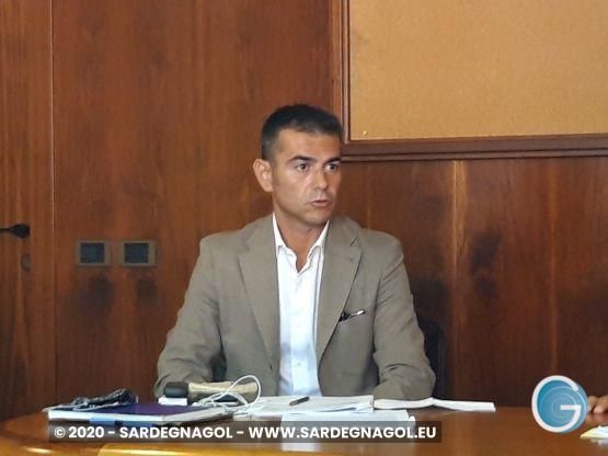 Massimo Zedda, foto Sardegnagol riproduzione riservata