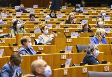 Parlamento europeo, foto Laurie Dieffembacq © European Union 2020 - Source : EP