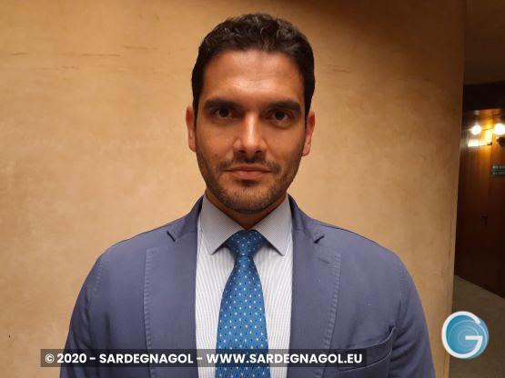 Pierluigi Saiu, Foto Sardegnagol, riproduzione riservata, 2020 Gabriele Frongia