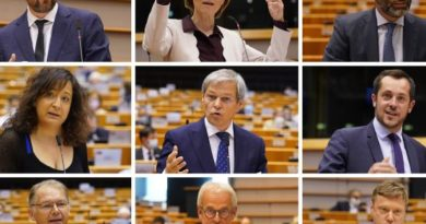 Plenaria del Parlamento europeo, foto parlamento europeo
