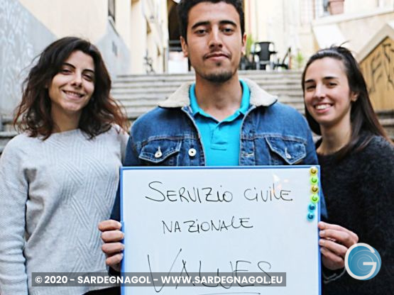 Volontari, foto Sardegnagol riproduzione riservata