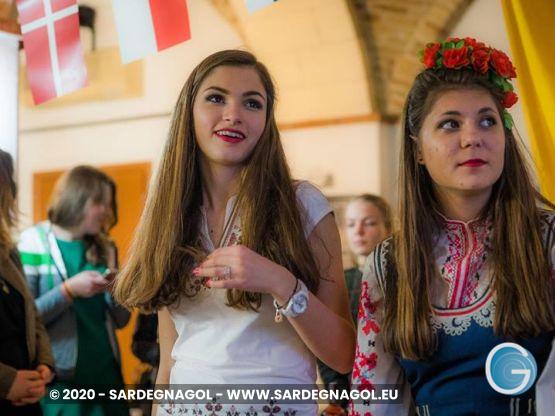 Giovani europei, foto Sardegnagol riproduzione riservata