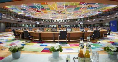Consiglio europeo straordinario, foto Copyright European Union