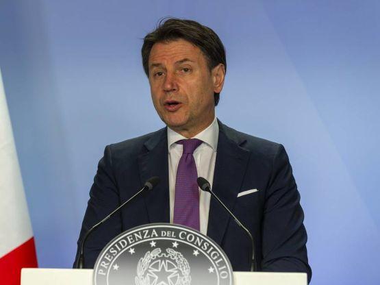 Giuseppe Conte, foto Copyright European Union