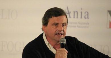 Carlo Calenda, foto Assianir