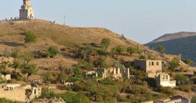 Villaggio Nagorno-Karabakh, foto Maxim atayants, commons wikipedia