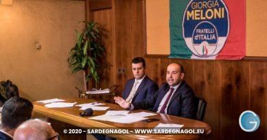 Fausto Piga, Francesco Mura, foto Sardegnagol riproduzione riservata