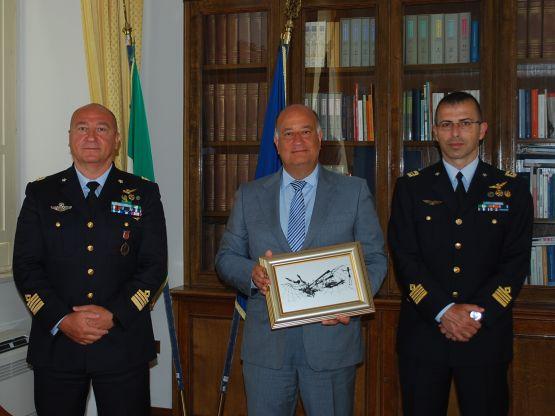 Maurizio De Angelis, Bruno Corda, Cosimo De Luca